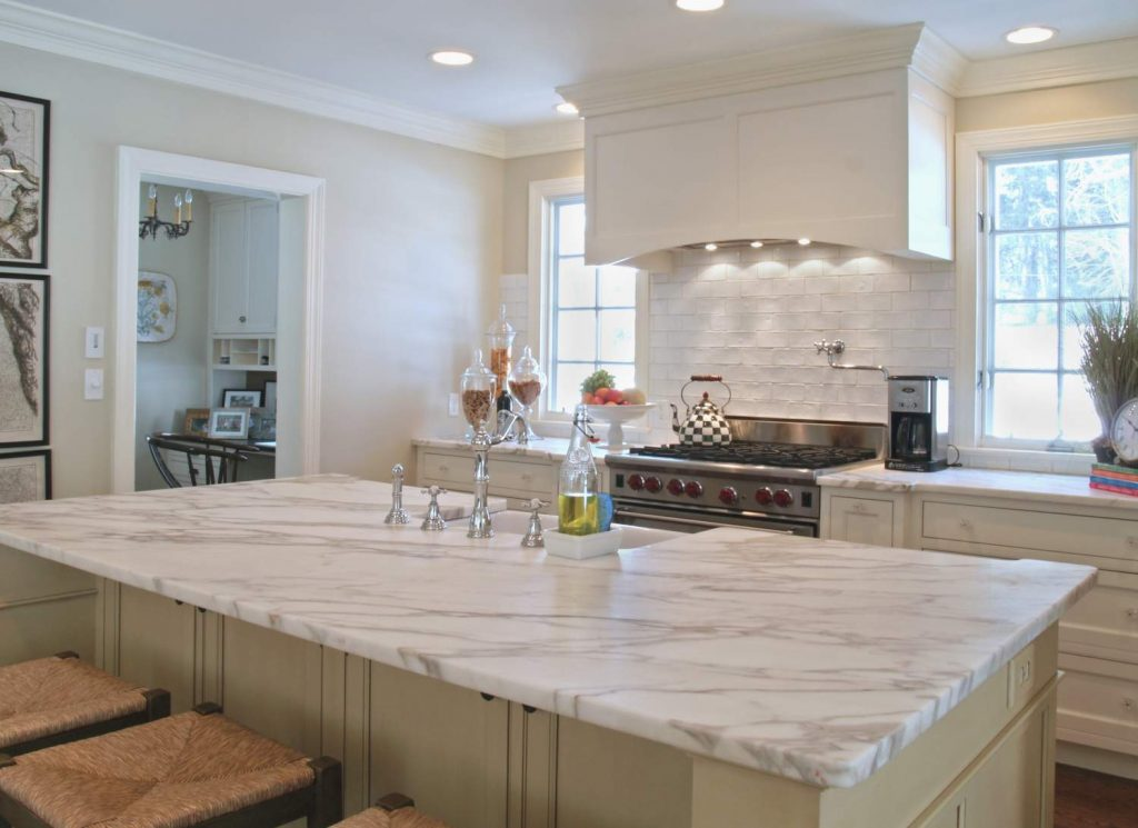 Clean Marble Surfaces