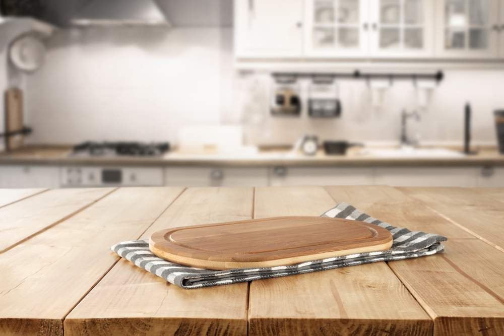 How to Restore a Wooden Kitchen Worktop