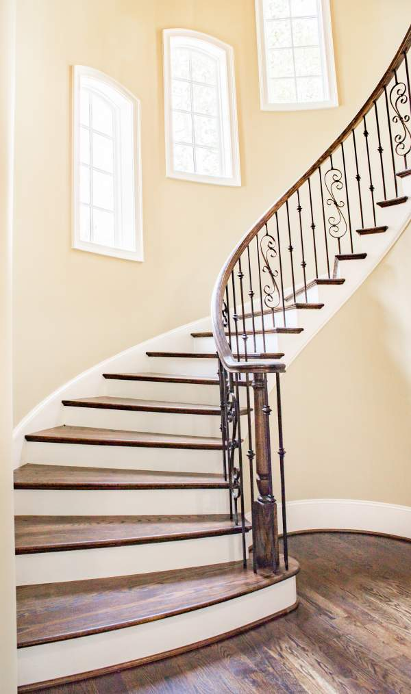 Restoring a Wooden Staircase